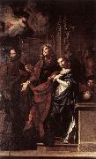 NOVELLI, Pietro Marriage of the Virgin wy oil painting artist