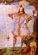 Nicholas Hilliard Portrait of George Clifford The Earl of Cumberland oil painting picture wholesale