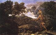 Nicolas Poussin Landscape with Diana and Orion oil painting picture wholesale