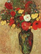 Odilon Redon Vase with Flowers oil painting picture wholesale
