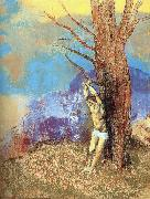 Odilon Redon Saint Sebastian oil painting picture wholesale