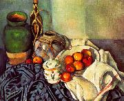 Paul Cezanne Still Life France oil painting reproduction