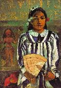 Paul Gauguin Merahi Metua No Teha'amana oil painting picture wholesale