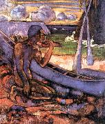 Paul Gauguin Poor Fisherman oil painting picture wholesale