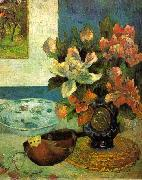 Paul Gauguin Still Life with Mandolin oil painting picture wholesale