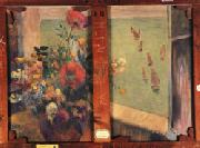 Paul Gauguin Bouquet of Flowers with a Window Open to the Sea oil painting picture wholesale