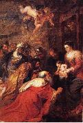 Peter Paul Rubens Adoration of the Magi oil painting picture wholesale