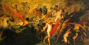 Peter Paul Rubens The Council of the Gods oil painting picture wholesale