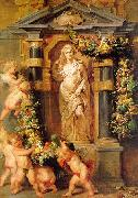 Peter Paul Rubens Statue of Ceres oil painting artist