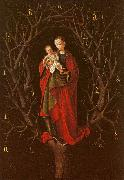 Petrus Christus Our Lady of the Barren Tree oil painting artist