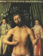 Petrus Christus The Man of Sorrows France oil painting reproduction