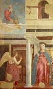Piero della Francesca Annuncciation oil painting picture wholesale