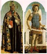 Piero della Francesca Polyptych of Saint Augustine fy oil painting picture wholesale