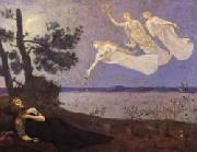 Pierre Puvis de Chavannes The Dream oil painting picture wholesale