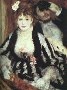Pierre Renoir The Box at the Opera oil painting picture wholesale