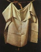 Raphaelle Peale After the Bath oil painting artist