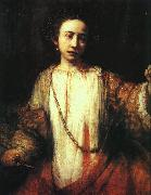 Rembrandt Lucretia oil painting picture wholesale