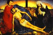 Rogier van der Weyden Lamentation of Christ e oil painting picture wholesale