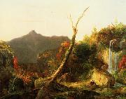 Thomas Cole Autumn Landscape oil painting picture wholesale