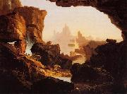 Thomas Cole Subsiding Waters of the Deluge oil painting picture wholesale