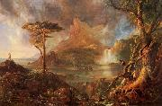 Thomas Cole A Wild Scene oil painting picture wholesale