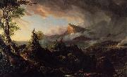 Thomas Cole The Savate State oil painting picture wholesale