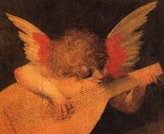 Rosso Fiorentino Angelic Musician oil painting picture wholesale
