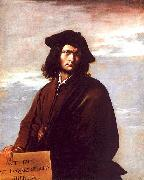 Salvator Rosa Self Portrait bbb oil painting picture wholesale