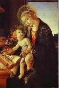 Sandro Botticelli Madonna del Libro oil painting picture wholesale