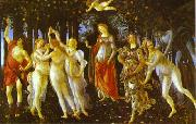 Sandro Botticelli Primavera oil painting picture wholesale