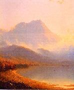 Sanford Robinson Gifford Morning in the Adirondacks oil painting artist
