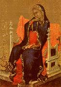 Simone Martini The Virgin of the Annunciation oil painting artist