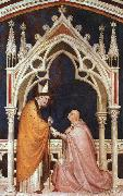 Simone Martini Consecration of the Chapel (Detail) oil painting picture wholesale