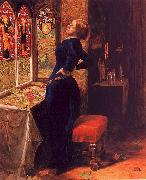 Sir John Everett Millais Mariana oil painting picture wholesale