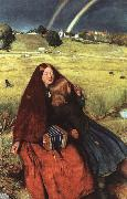 Sir John Everett Millais The Blind Girl oil painting picture wholesale