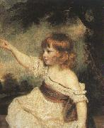 Sir Joshua Reynolds Master Hare oil painting picture wholesale