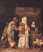 TERBORCH, Gerard The Letter dh oil painting picture wholesale