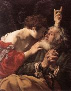 TERBRUGGHEN, Hendrick The Deliverance of St Peter  at oil painting artist