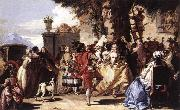 TIEPOLO, Giovanni Domenico Ball in the Country sg oil painting picture wholesale