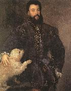 TIZIANO Vecellio Federigo Gonzaga, Duke of Mantua r oil painting picture wholesale