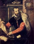 TIZIANO Vecellio Portrait of Jacopo Strada wa r oil painting picture wholesale