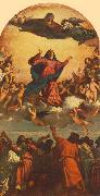 TIZIANO Vecellio Assumption of the Virgin dsg oil painting picture wholesale