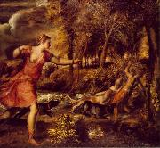 TIZIANO Vecellio Death of Actaeon jhfy oil painting picture wholesale