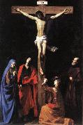 TOURNIER, Nicolas Crucifixion set oil painting picture wholesale