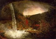 Thomas Cole Kaaterskill Falls s France oil painting reproduction