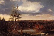Thomas Cole Landscape 325 France oil painting reproduction