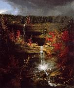 Thomas Cole Falls of Kaaterskill France oil painting reproduction