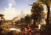 Thomas Cole Voyage of Life Youth oil painting picture wholesale