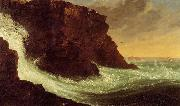 Thomas Cole Frenchmans Bay Mt. Desert Island oil painting picture wholesale