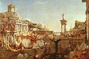 Thomas Cole The Consummation from the series : The Course of the Empire oil painting picture wholesale